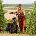 Anna-Magdalena Bössen (Autorin Deutschland ein Wandermärchen)
