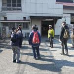 14:30 JR横須賀駅にて無事解散。 これっきり、コレッキリでなく、また来ます。