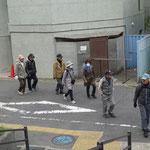 小田急善行駅から出発