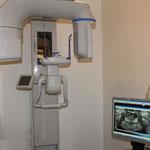 Digitales Röntgengerät zentral zugängig