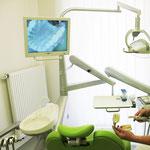Oralkamera in jedem Behandlungsraum