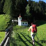 Wandern Urlaub Sommer Grossarl
