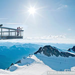 Kitzsteinhorn Gipfelwelt - Salzburger Land Österreich