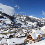 Winter Urlaub Chalet Grossarl