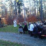 Gottesdienst Friedwald Rieneck