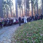 Naturgottesdienst Friedwald