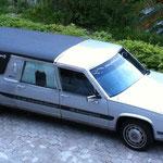 Leichenwagen Cadillag Spitzingsee