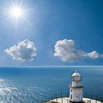 Meerbestattung Leuchtturm