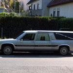 Leichenwagen Cadillag