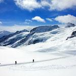 Gletscherbestattung