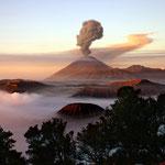 Vulkanbestattung