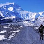 Nepal Bergbestattung