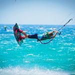 Kitesurfing in Tarifa