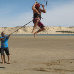 Kite camps Dakhla
