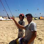 Learn Kitesurf Tarifa