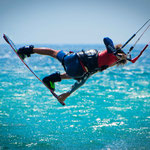 Kitesurfing Tricks in Tarifa