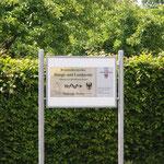 Angekommen am Haupt- und Landgestüt Neustadt/Dosse