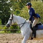 Mit dem Pferd um die Welt - Nicole stellt uns den Trakehner vor