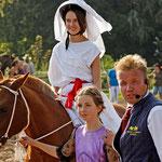 Mit dem Pferd um die Welt - Lilly stellt uns den Araber vor