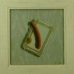Würstchen, 2010, Hgl, 45 x 47 cm, 220,-€
