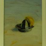 Zitronenpresse, 2004, Hgl, 32 x47 cm, 180,-€