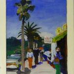 Love & Games, 2003, Hgl, 47 x 70 cm, 300,-€