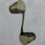 Perpetuum Mobile, DGN, 1992, Mischt./Fotoemulsion/LW, 100 x100 cm, 700,--€