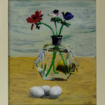Anemonen, 2001, Hgl, 46 x 53 cm, 330,-€