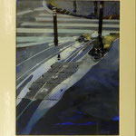 Rinnsal, 2002, Hgl, 61 x 75 cm, 580,-€