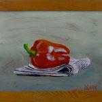 Paprika, 2005, Hgl, 46x36 cm, 120,-€