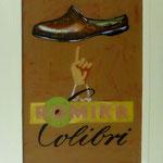 Romika Colibri, 2007, Hgl, 54 x 72 cm, 520,-€
