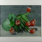 Tulpen, 2012, Hgl, 76 x 61 cm, 600,-€