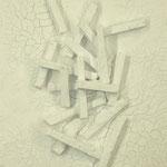 Winterpommes, 2012, Acryl auf Holz, 21 x 30 cm, 70,- €