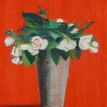 Rosen, 2005, Mischtechnik auf LW,66 x 98 cm