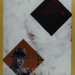 """Beuys, 1991, Hgl, 43 x 53 cm, 280,€, Aus der Serie """"Freund und Bekannte"""""""