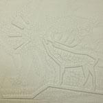 Röhrender Hirsch, 2012, Acryl auf Holz, 60 x 46 cm  150,-€