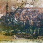 Son Beltran 1988,, Fotoemulsion/LW, 100 x 70 cm
