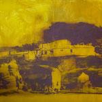 Cucuron,1993, Öl/LW, 160 x 120 cm