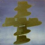 Behütung des Kreuzes, DGN, 1992, Mischt./Fotoemulsion/LW, 100 x 100 cm , 700,--€