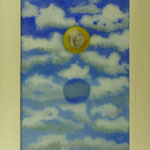 WolkenEuro, 2007, Hgl, 55 x 73 cm, 480,-€