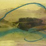 Atelier Serie 1, 1991, 18 Bilder, Fotoemulsion/LW, 50 x 35, auf Anfrage