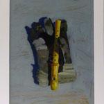 Flöte, 2012, Hgl, 38 x 49 cm, 220,-€