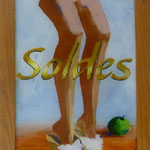 Soldes, 2001, Hgl, 38x61 cm, 300,-€