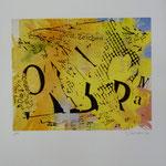 Art Edition der Rgeinischen Post, 1996, 50 x 60 cm, 12 Stück