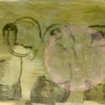 Rübsam, 1991, Mischt./Fotoemulsion/LW, 160 x 120, 1.300,--€