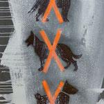 No Dogs!, 2007, Mischtechik/LW, 66 x 96 cm,
