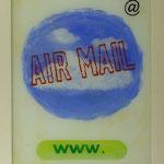 Airmail, 2002, Hgl , 55 x 70 cm, 480,€