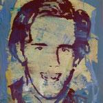 Jens. L. Ölpapier, 1988, 50 x 70 cm