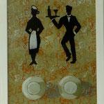 Bedienung, 2009, Hgl, 37 x 47 cm, 200,-€