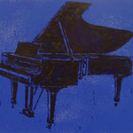 Flügel, 1998, Mischt./LW, 160 x 120 cm 1.200,--€